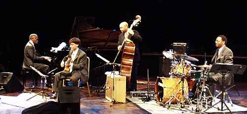 Hank Jones Quartet