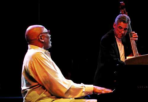 Randy Weston and Joe Santiago